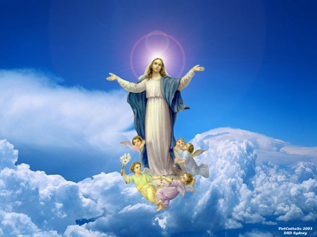Prayer to Blessed Mother Mary